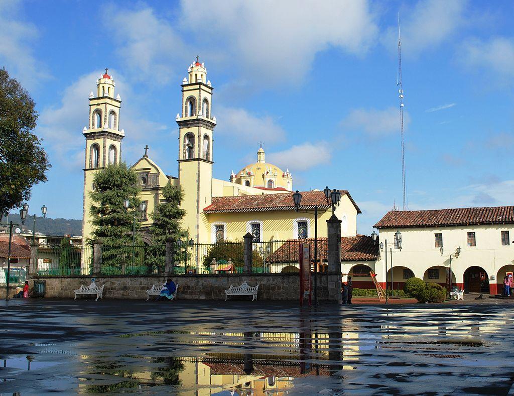 La Ruta de México, el Pueblo Mágico de Zacatlán, Puebla