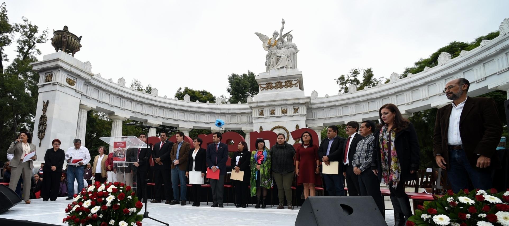 PROPONEN ASIGNAR 200 MIL MILLONES DE PESOS A LA CIUDAD DE MÉXICO EN PRESUPUESTO 2017