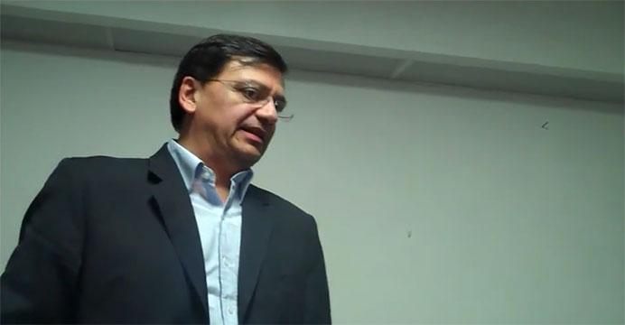 Federico Arreola critica la encuesta de El Financiero
