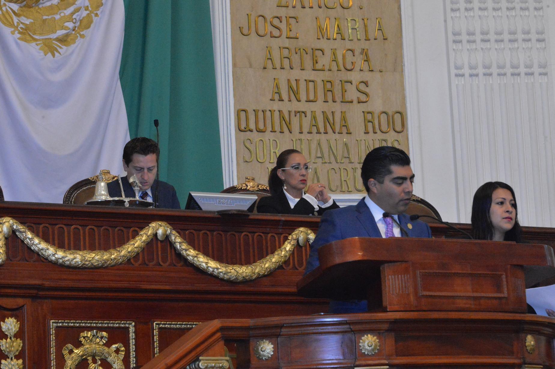 PIDEN COMPARECENCIA DEL SUBSECRETARIO DEL SISTEMA PENITENCIARIO DE LA CDMX