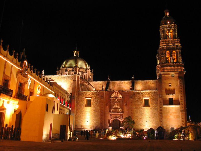 La Ruta de México, el Pueblo Mágico de Sombrerete, Zacatecas