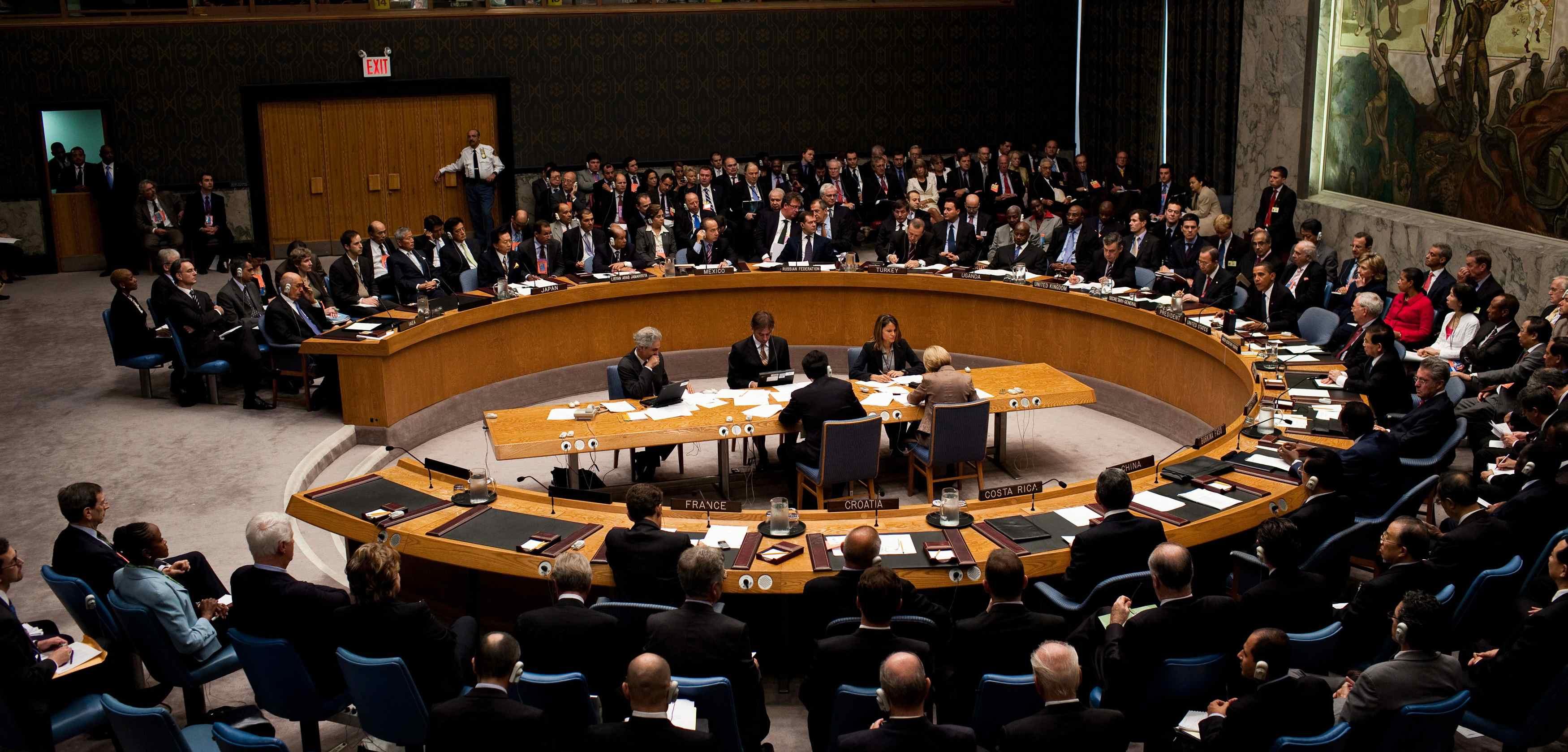 China y Rusia vetan las sanciones a Siria propuestas en la ONU