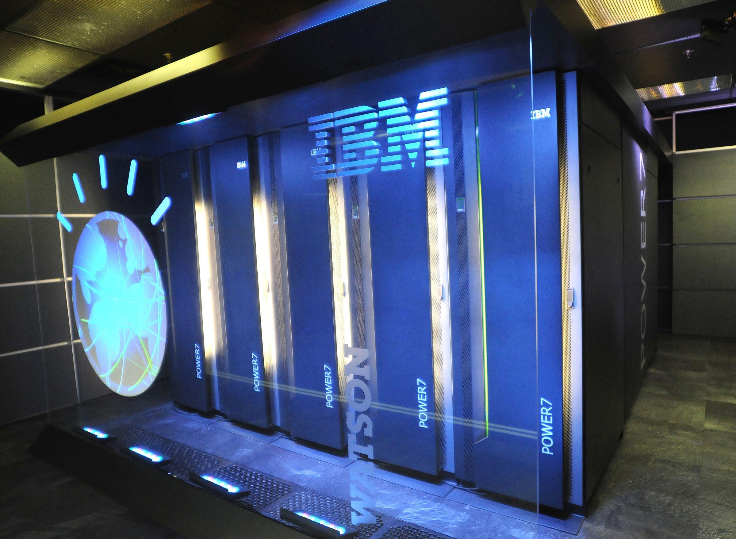IBM presenta Watson,  la inteligencia cognitiva para empresas