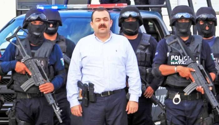 Detienen en Estados Unidos al Fiscal General de Nayarit