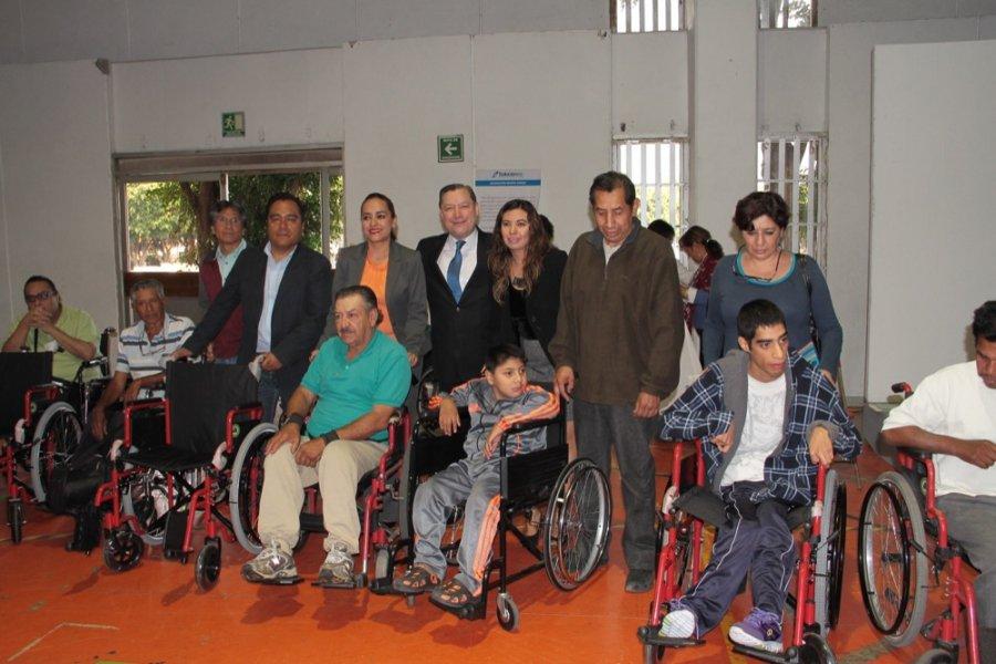 ENTREGA DELEGACIÓN BENITO JUÁREZ APOYOS A MÁS DE MIL 400 JEFAS DE FAMILIA