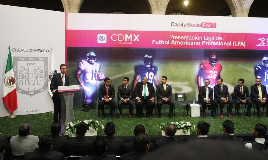 Conade está abierta para apoyar los eventos deportivos: Alfredo Castillo