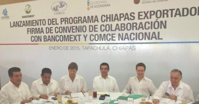 IMPULSA EL INADEM A EMPRENDEDORES Y PEQUEÑOS EMPRESARIOS CHIAPANECOS