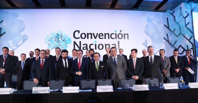 PARTICIPÓ EL SECRETARIO DE ECONOMÍA EN LA 41 EDICIÓN DE LA CONVENCIÓN NACIONAL INDEX