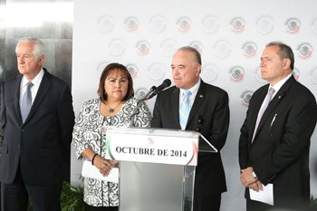Senadores solicitan derogar la homologación del IVA en la Frontera