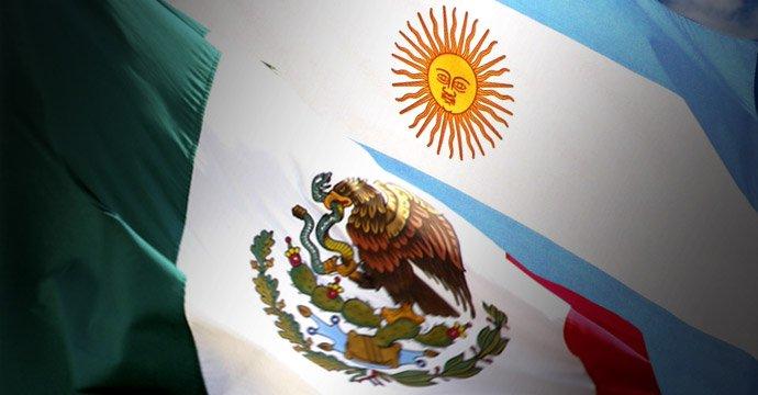 LOS GOBIERNOS DE MÉXICO Y ARGENTINA CONCLUYERON REUNIONES SOBRE EL ACE 55