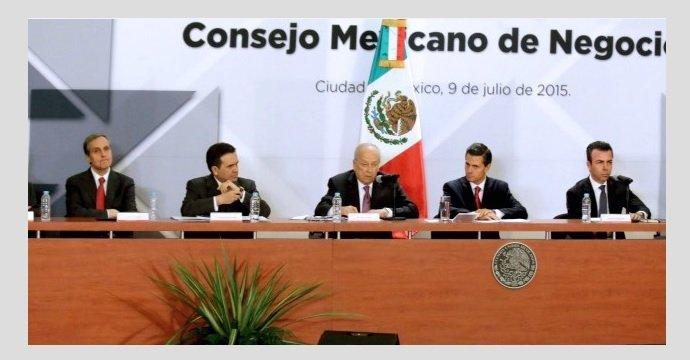 SESIÓN DEL CONSEJO MEXICANO DE NEGOCIOS