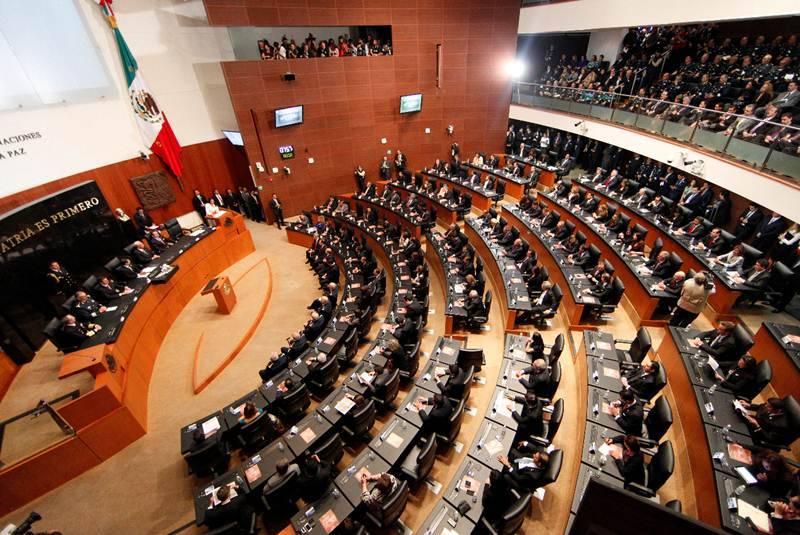 Comisión Permanente recibe informe de SHCP sobre la situación económica de México