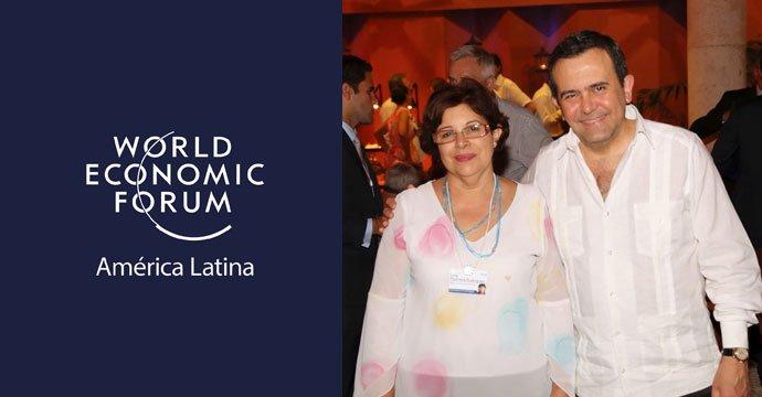 FORO ECONÓMICO MUNDIAL PARA AMÉRICA LATINA 2015
