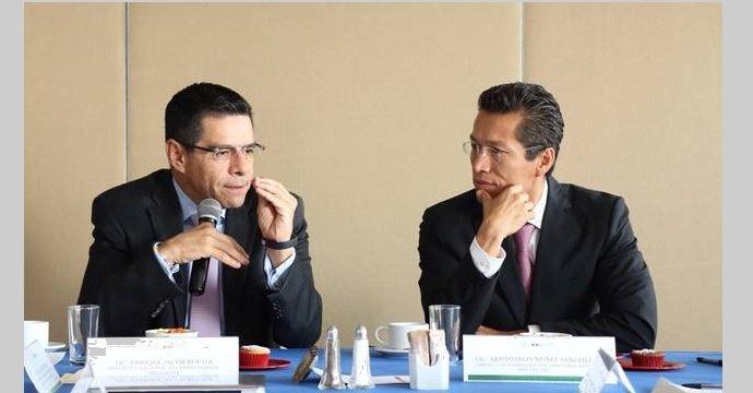 INADEM Y SAT SOSTIENEN DIALOGO CON INTEGRANTES DEL ECOSISTEMA EMPRENDEDOR