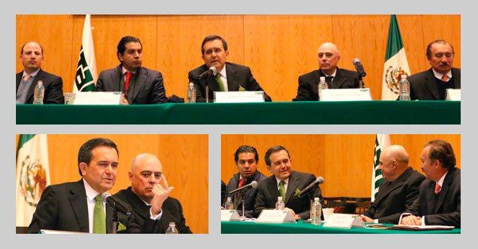 PARTICIPA EL SECRETARIO DE ECONOMÍA EN SEMINARIO PERSPECTIVAS ECONÓMICAS 2015, ORGANIZADO POR EL ITAM