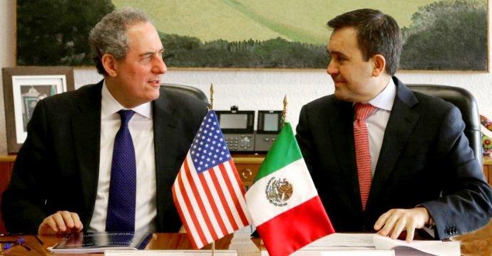 MÉXICO Y EE.UU. REVISAN NEGOCIACIÓN DE ACUERDO DE ASOCIACIÓN TRANSPACÍFICO