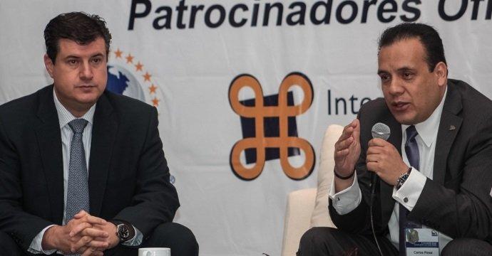 INAUGURA EL SUBSECRETARIO ROGELIO GARZA LA X CONVENCIÓN ANUAL DEL IMECE