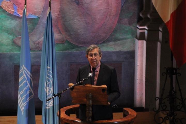 Presentará Gobierno capitalino candidatura de CDMX a la red de Ciudades Creativas de UNESCO