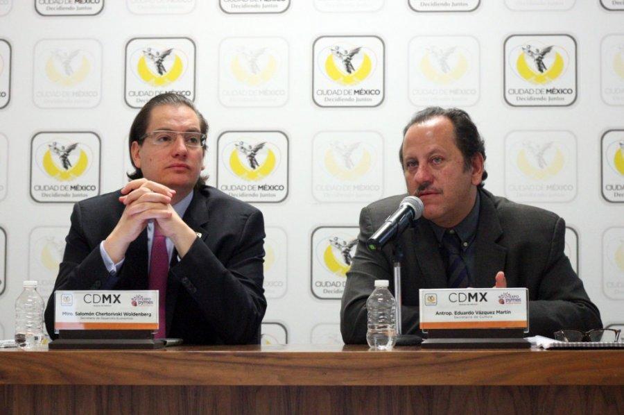 Anuncia Gobierno capitalino Expo Pymes CDMX, Empresas Creativas