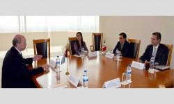 El Secretario de EconomÃAƒÃ'Aa sostiene reuniÃAƒÃ'A³n de trabajo con su homÃAƒÃ'A³logo de Cuba