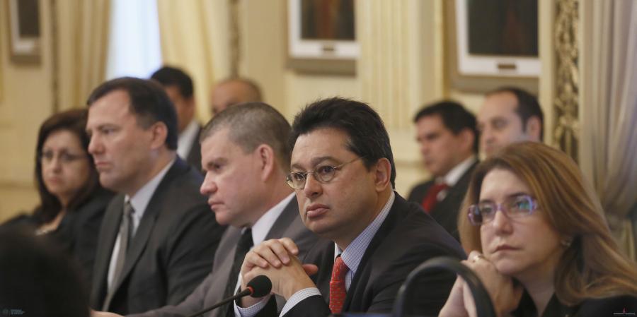 El Gobierno pide acostumbrarnos a la legalidad para formalizar el país, señaló el ministro Leite
