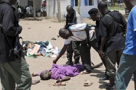 Solidaridad con África tras ataques terroristas