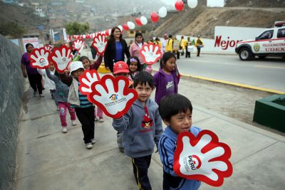 Presidente Humala: a€œPolítica de inclusión social generará oportunidades para todos los peruanosa€