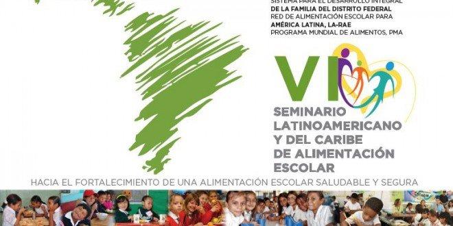 Ciudad de México, sede del VI Seminario Latinoamericano y del Caribe de Alimentación Escolar