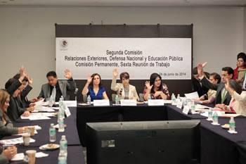Avalan legisladores que SRE informe sobre infantes migrantes