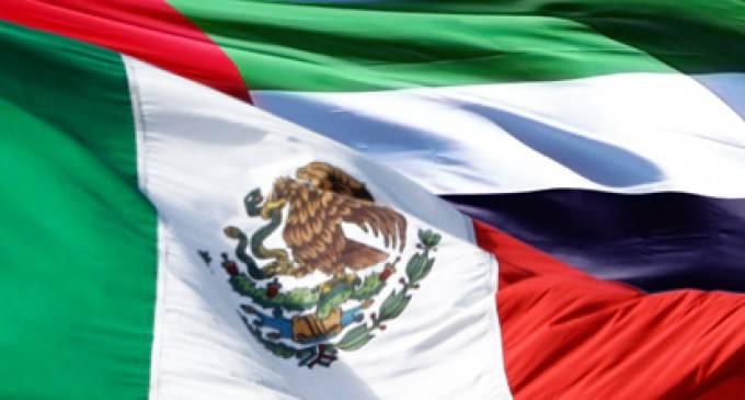 Acuerdo entre México y los Emiratos Árabes Unidos