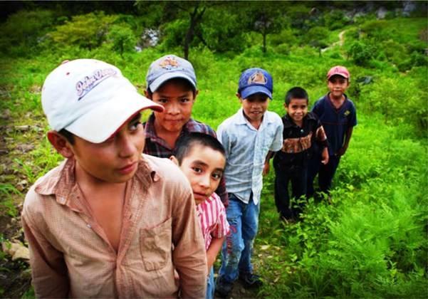 Niños migrantes no acompañados alcanza nivel crítico