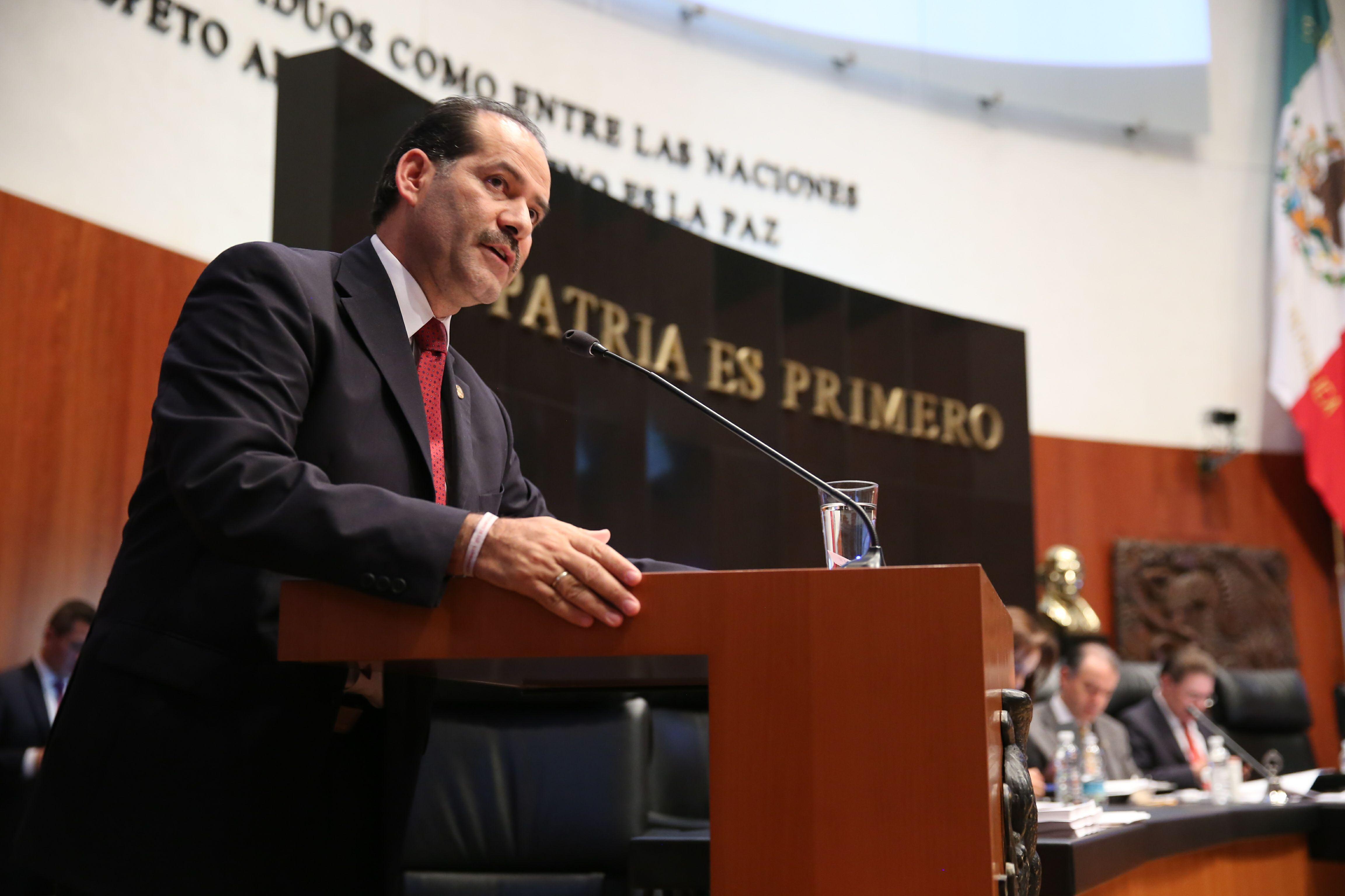 Peña debe exigir a Estados Unidos respete la vida de Edgar Tamayo: Martín Orozco.