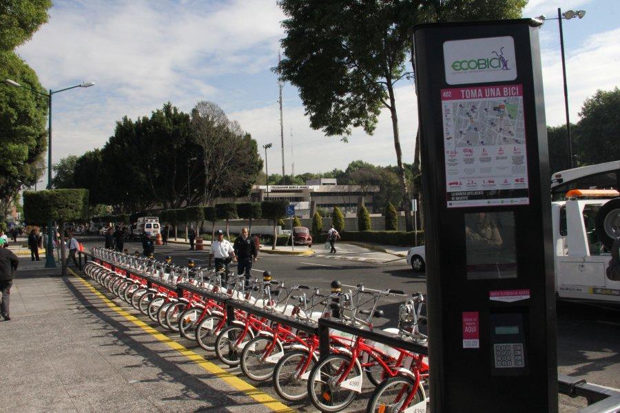Ecobici, una opción eficiente para viajes cortos