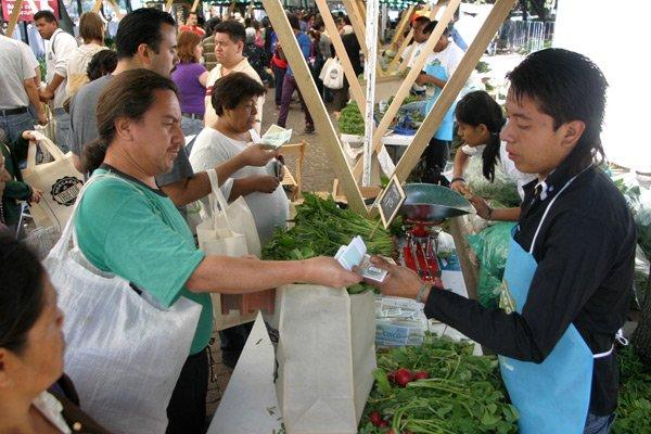 Este domingo el Mercado de Trueque en el Bosque de Tlalpan