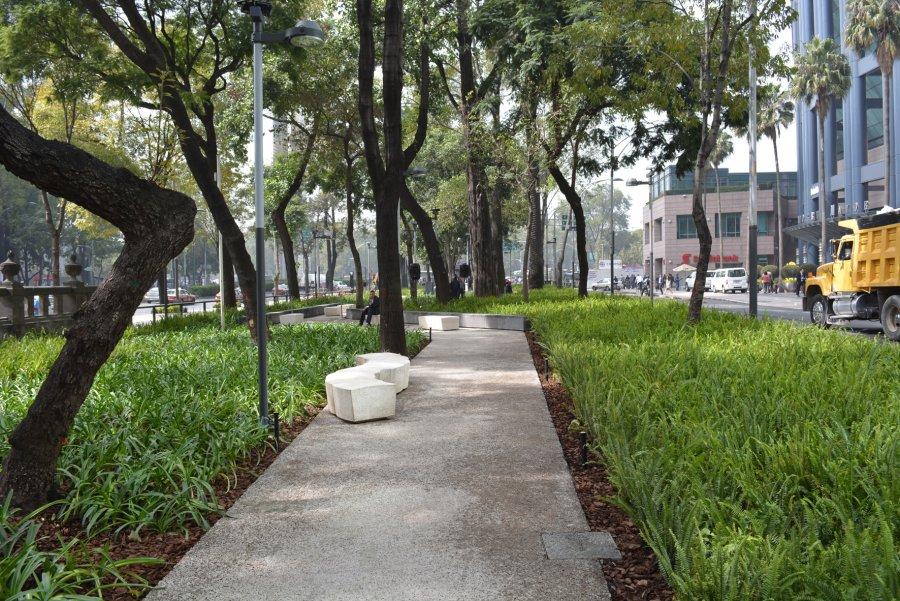 Adoptar áreas verdes, opción para rehabilitar, conservar y disfrutar espacios públicos: Seduvi