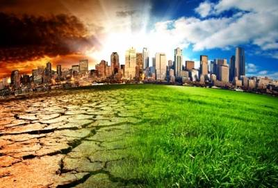 Silvia Guadalupe Garza Galván habla del Cambio Climático