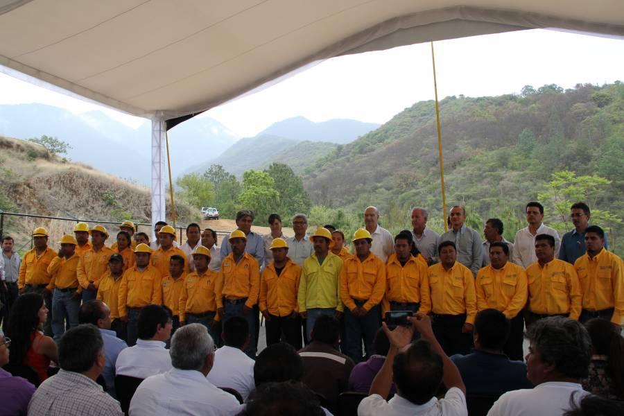 Apoyos para proyectos en Oaxaca por cerca de 900 mdp: Semarnat