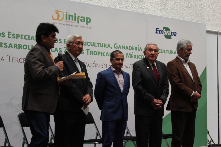 INICIAN 81 PROFESIONISTAS MEXICANOS CAPACITACIÓN ESPECIALIZADA EN BRASIL PARA CULTIVOS TROPICALES