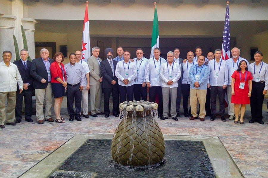 Firman México, EUA y Canadá carta de entendimiento sanitario sobre Influenza Aviar en Norteamérica
