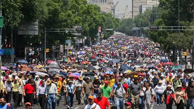 Análisis de Ley General de Manifestaciones Públicas