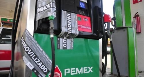 Que Profeco informe sobre gasolineras sancionadas