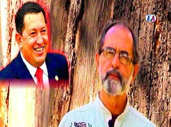 EL CANDIDATO PABLO MOCTEZUMA BARRAGÁN PONE A CHAVÉZ Y MADURO COMO EJEMPLO