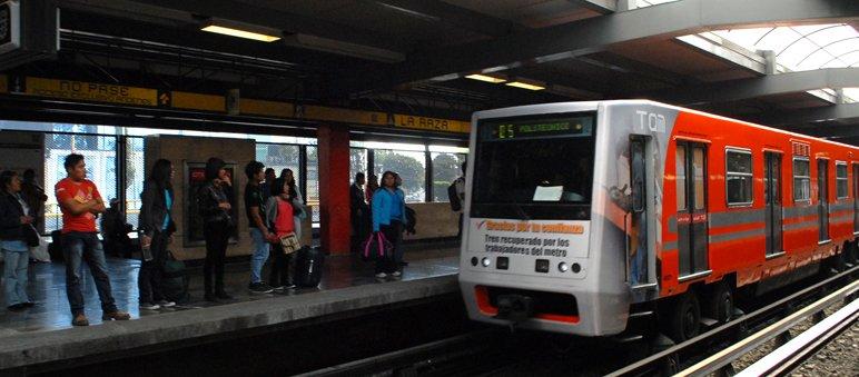 Atiende STC Metro reportes del servicio