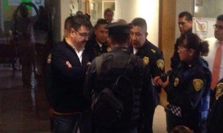 Agustín Guerrero es detenido por presunto allanamiento a casa de campaña del PRD en la CDMX
