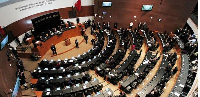 Senado devuelve a Cámara de Diputados ley de ingresos
