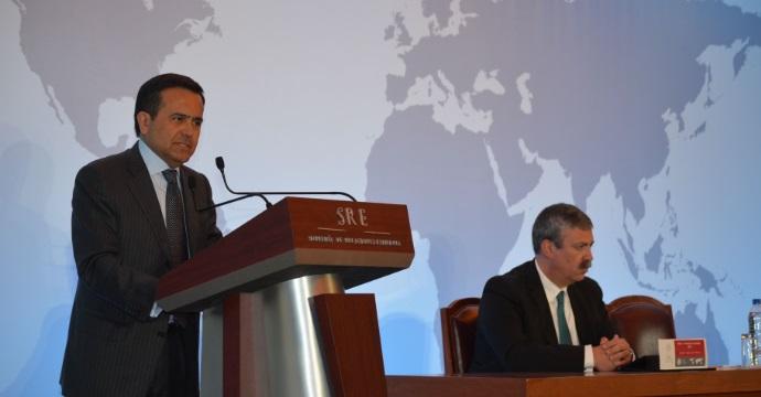 Participa el Secretario de Economía en la XXV Reunión de Embajadores y Cónsules