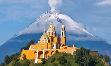 La Ruta de México, el Pueblo Mágico de Atlixco, Puebla