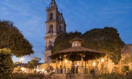 La Ruta de México, el Pueblo Mágico de Valle de Bravo, México