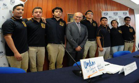 BUSCARÁN ESTUDIANTES DE LA UNAM GANAR PETROBOWL INTERNACIONAL 2017